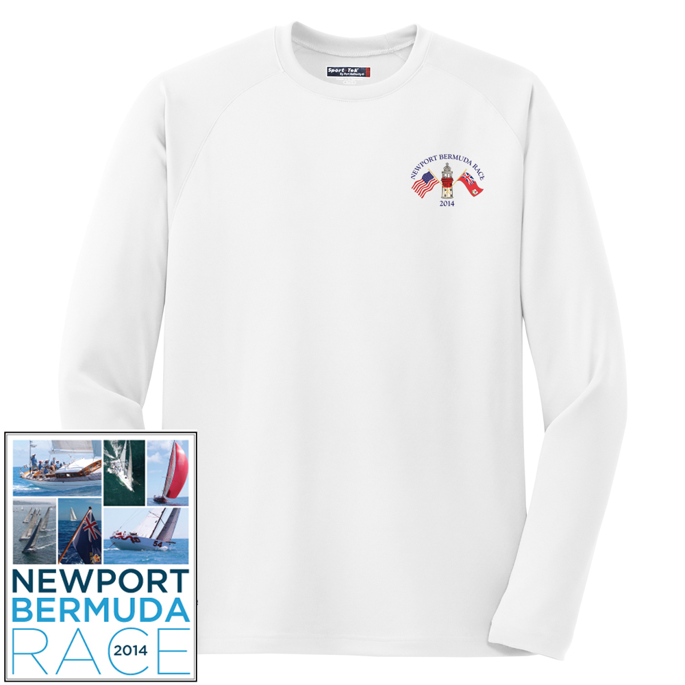NBR - M'S L/S TECH TEE - PHOTOS