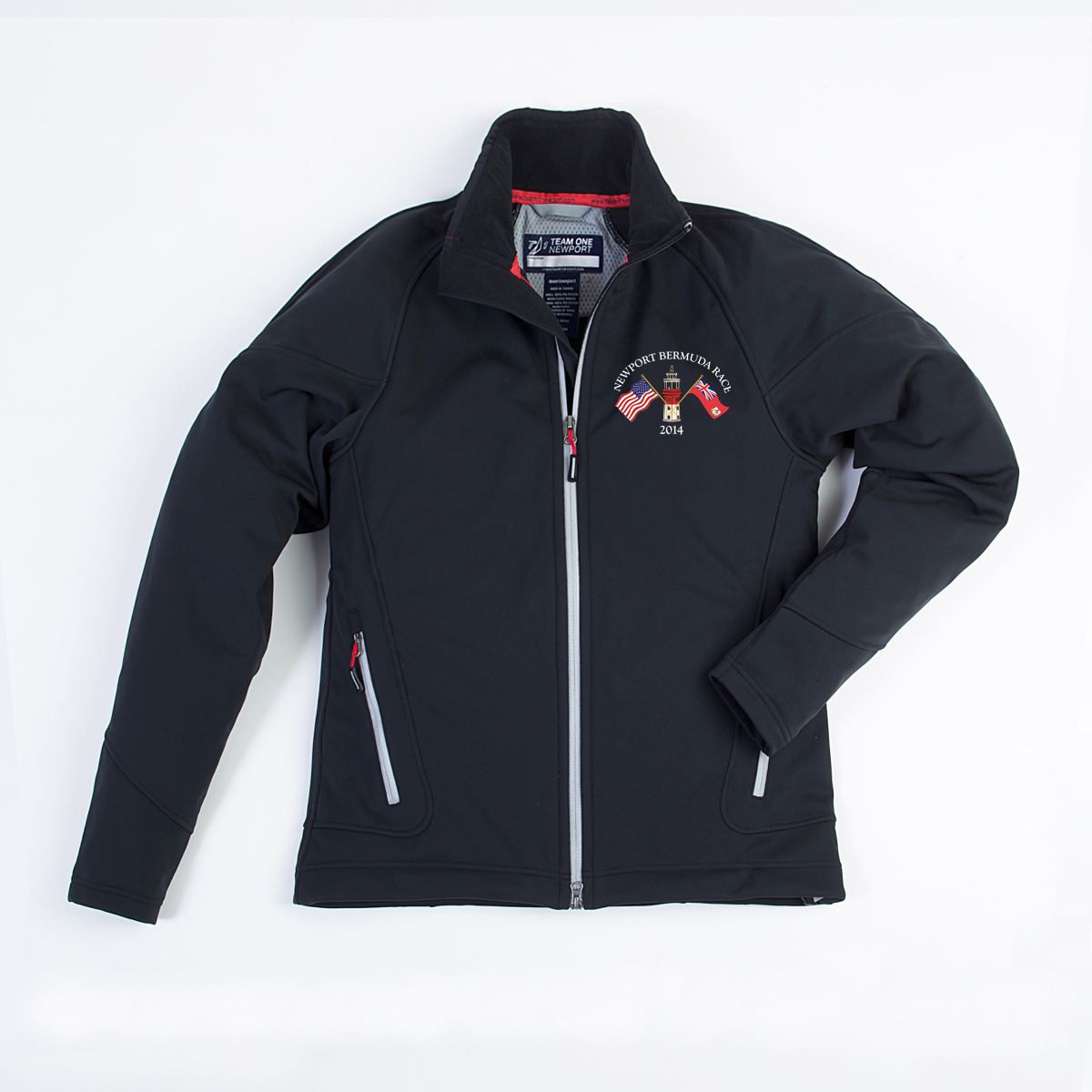 NBR - M'S SOFTSHELL JACKET