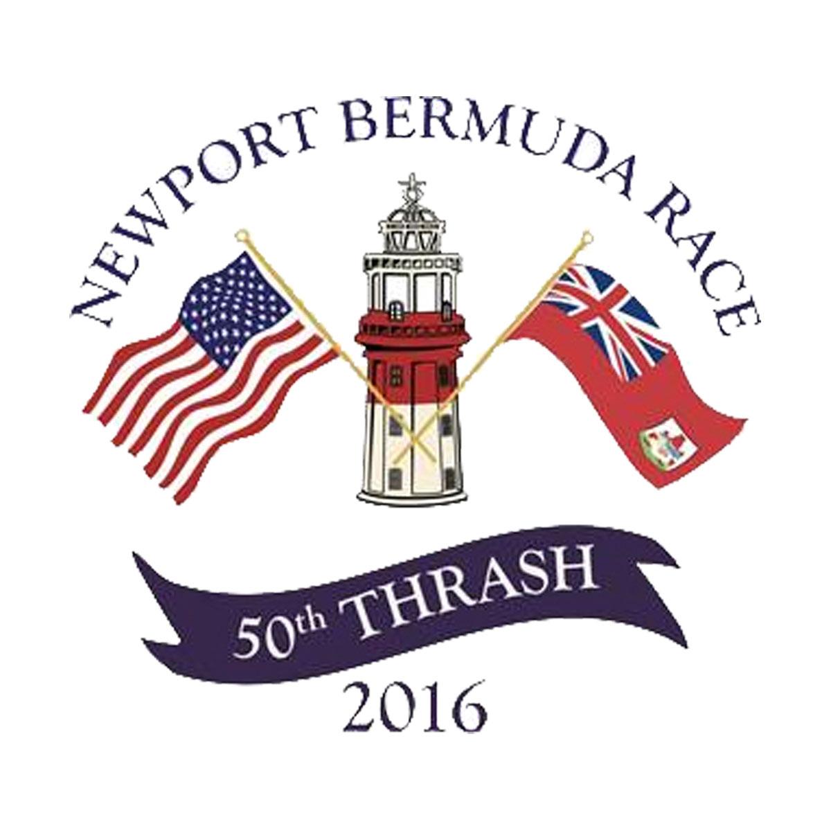 2016 NEWPORT BERMUDA RACE LOGO