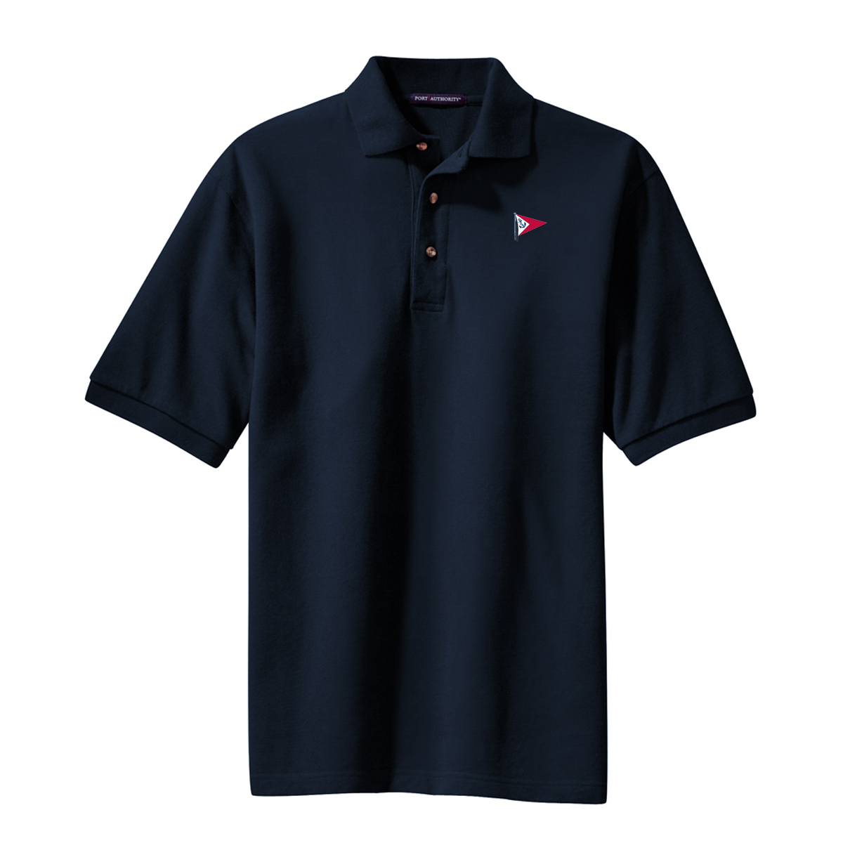 New Bedford Yacht Club - Men's Cotton Polo