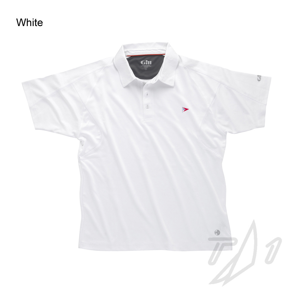 New Bedford Yacht Club - Men's Gill UV Tech Polo