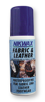 NIKWAX FABRIC AND LEATHER PROOF - SPONGE ON (791)