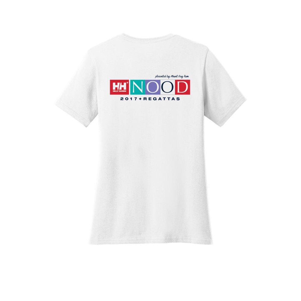 NOOD - WOMEN'S S/S COTTON TEE