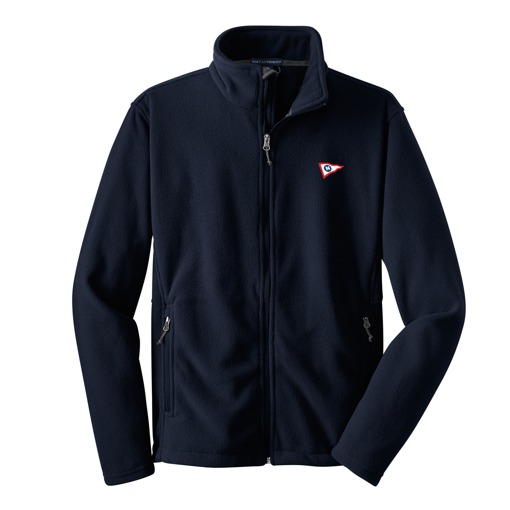 NORWALK YACHT CLUB K'S FLEECE JACKET