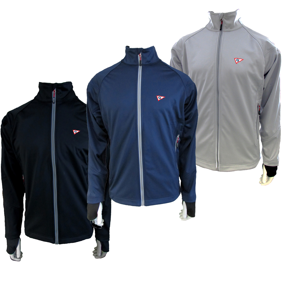 NORWALK YACHT CLUB M'S SOFTSHELL JKT