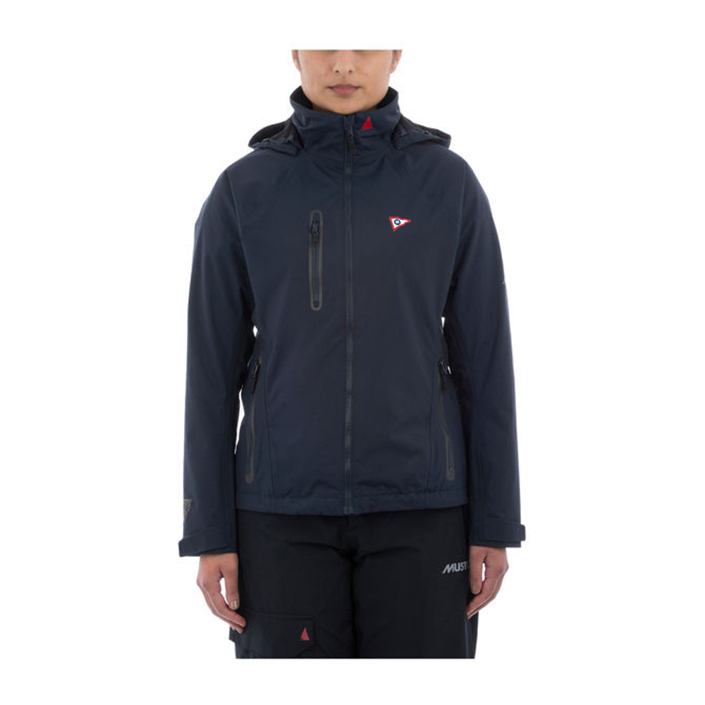 NORWALK YACHT CLUB Women's MUSTO SARDINIA JKT