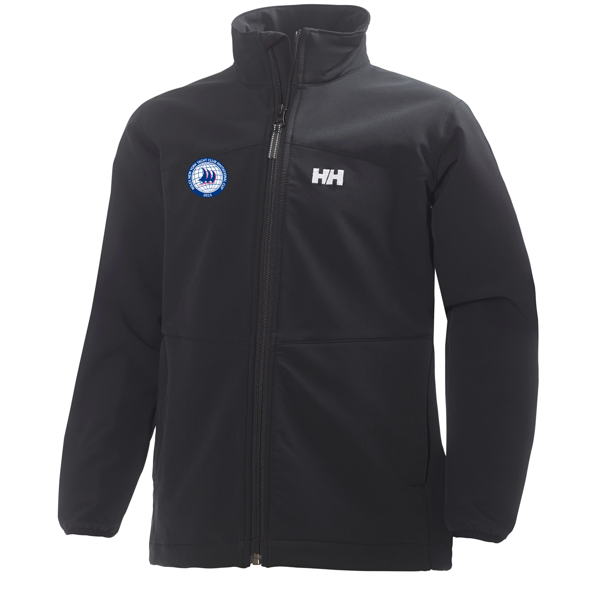 NYYCIC- JR PARAMOUNT SOFTSHELL JACKET