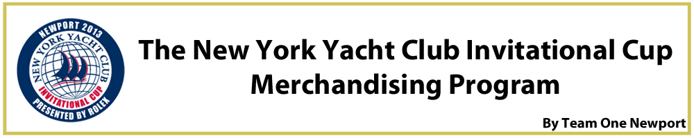 New York Yacht Club Invitational Cup 2011 Gear