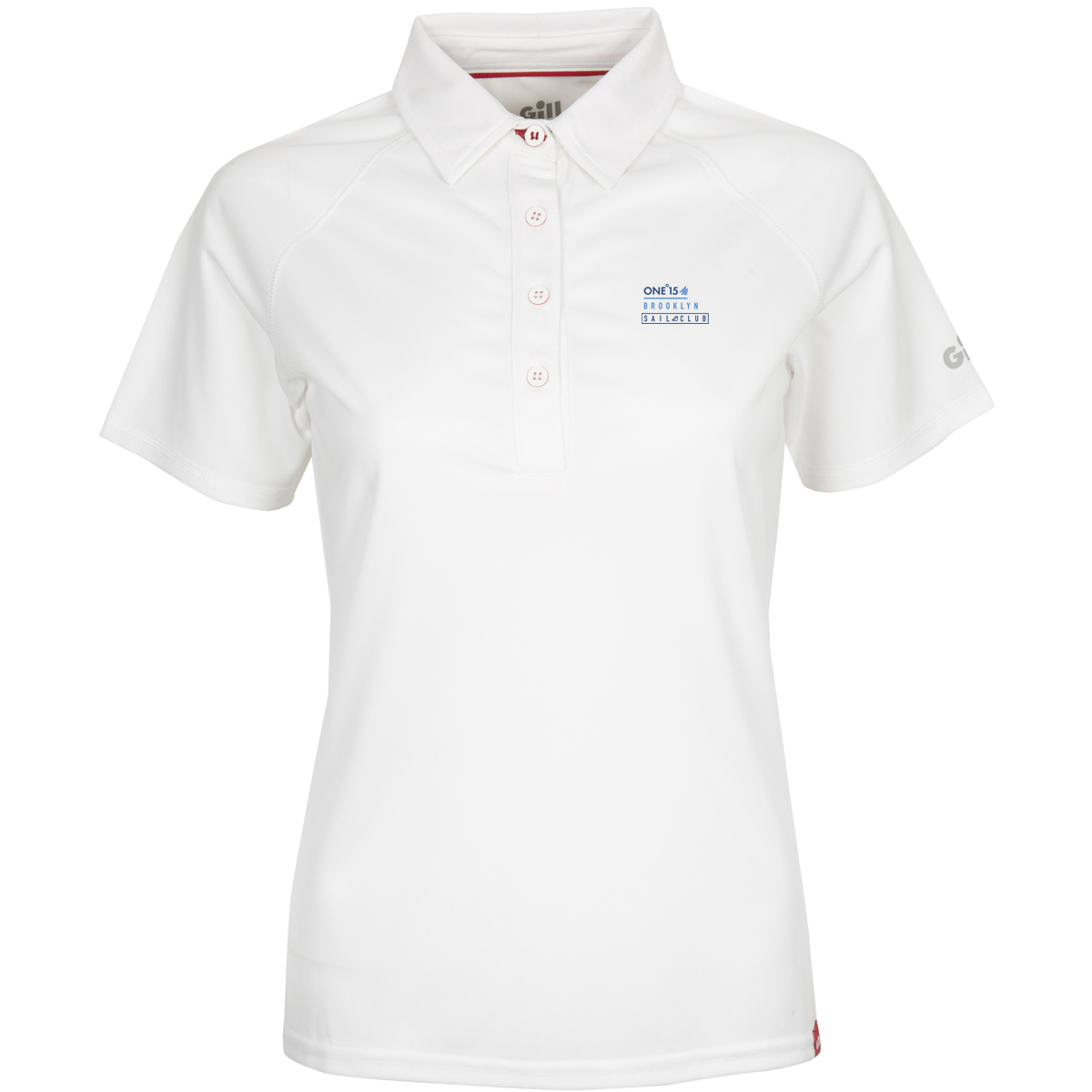 One 15 Brooklyn Sail Club - Women's Gill UV Tech Polo