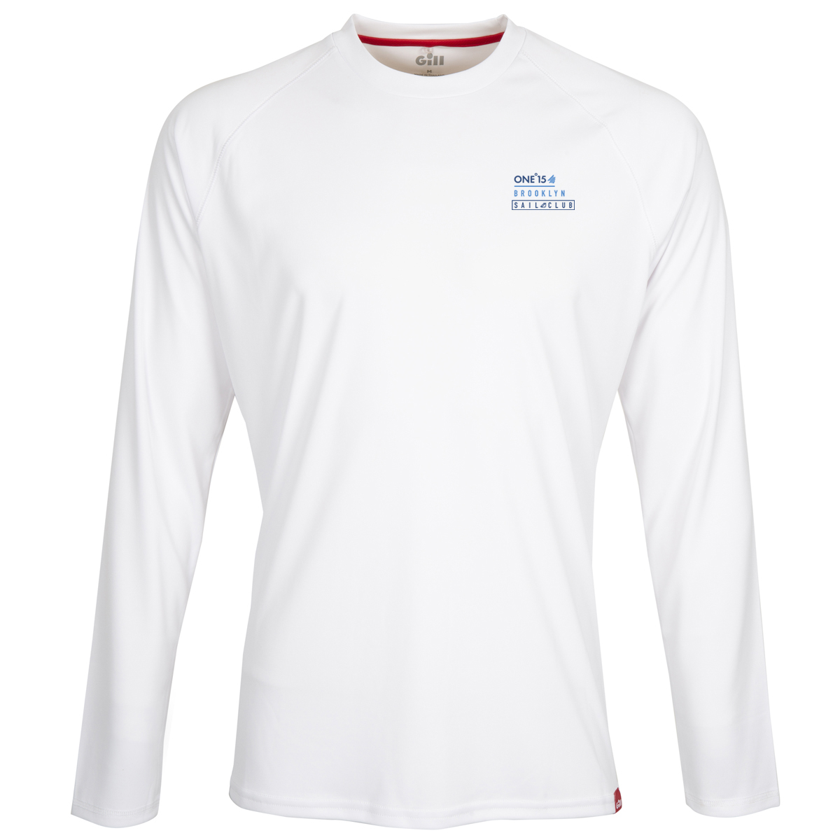 One 15 Brooklyn Sail Club - Men's Gill UV Long Sleeve Tech Tee