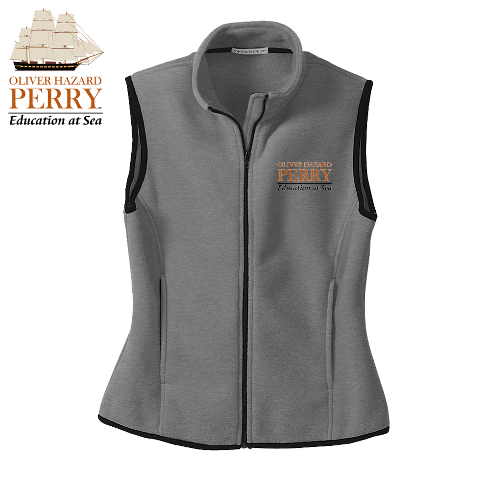 OLIVER HAZARD PERRY - W'S FLEECE VEST