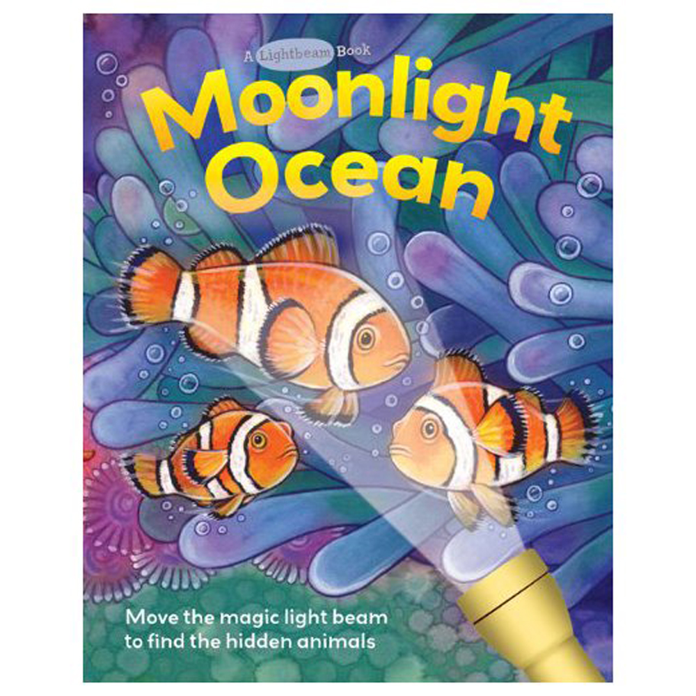 MOONLIGHT OCEAN By Elizabeth Golding, Ali Lodge