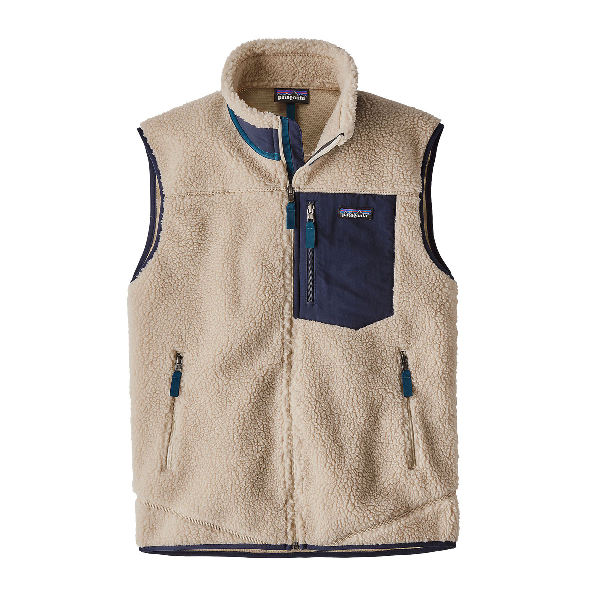 PATAGONIA MEN S CLASSIC RETRO-X FLEECE VEST (23048)-Team One Newport 544f2911e13c