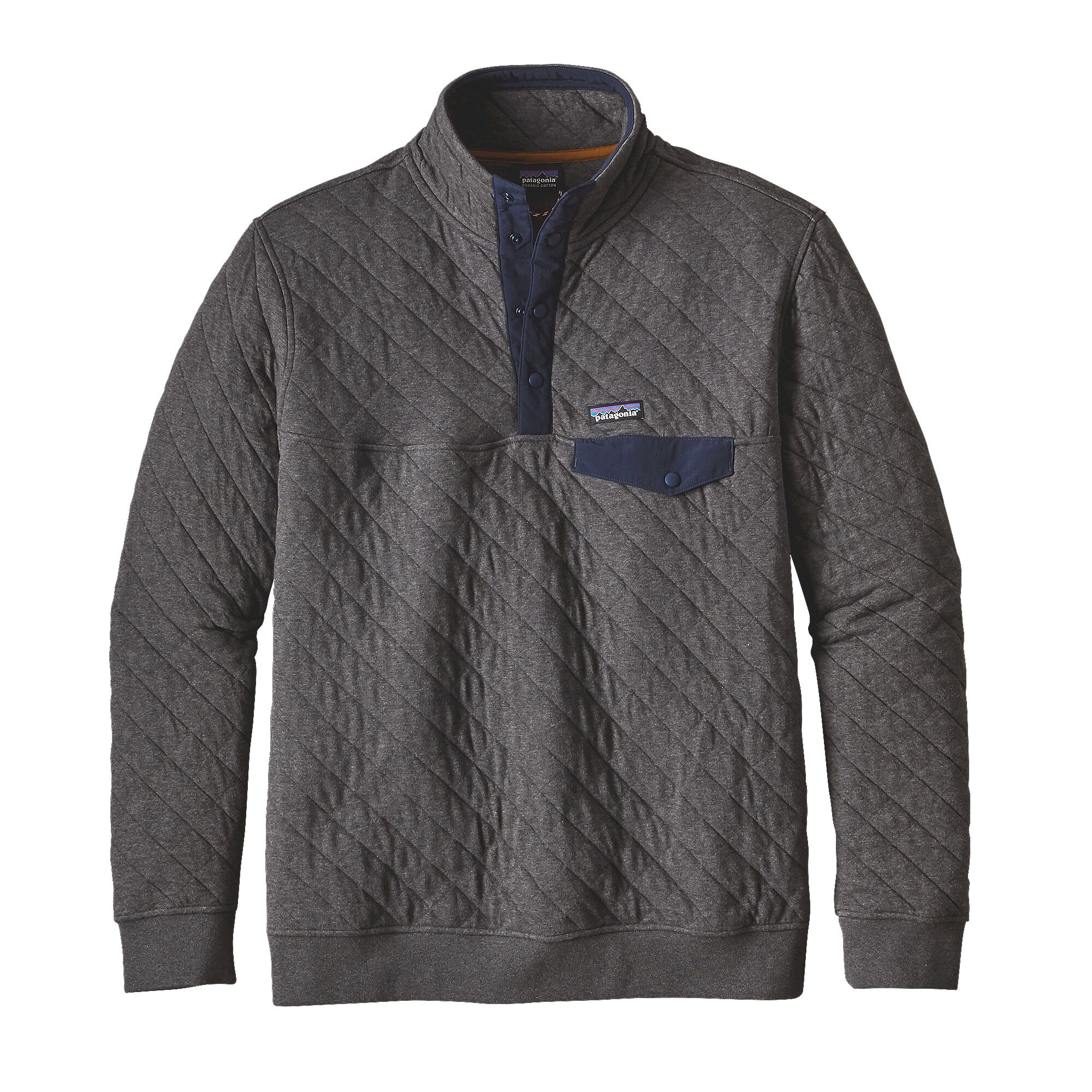 PATAGONIA MEN'S COTTON QUILT SNAP-T PULLOVER (25371)