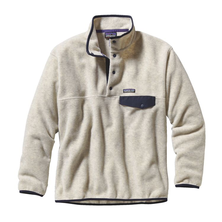 PATAGONIA MEN'S SYNCHILLA SNAP-T PULLOVER (25450)