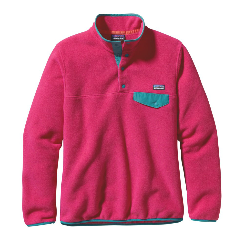 W'S SYNCH LW SNAP-T PULLOVER