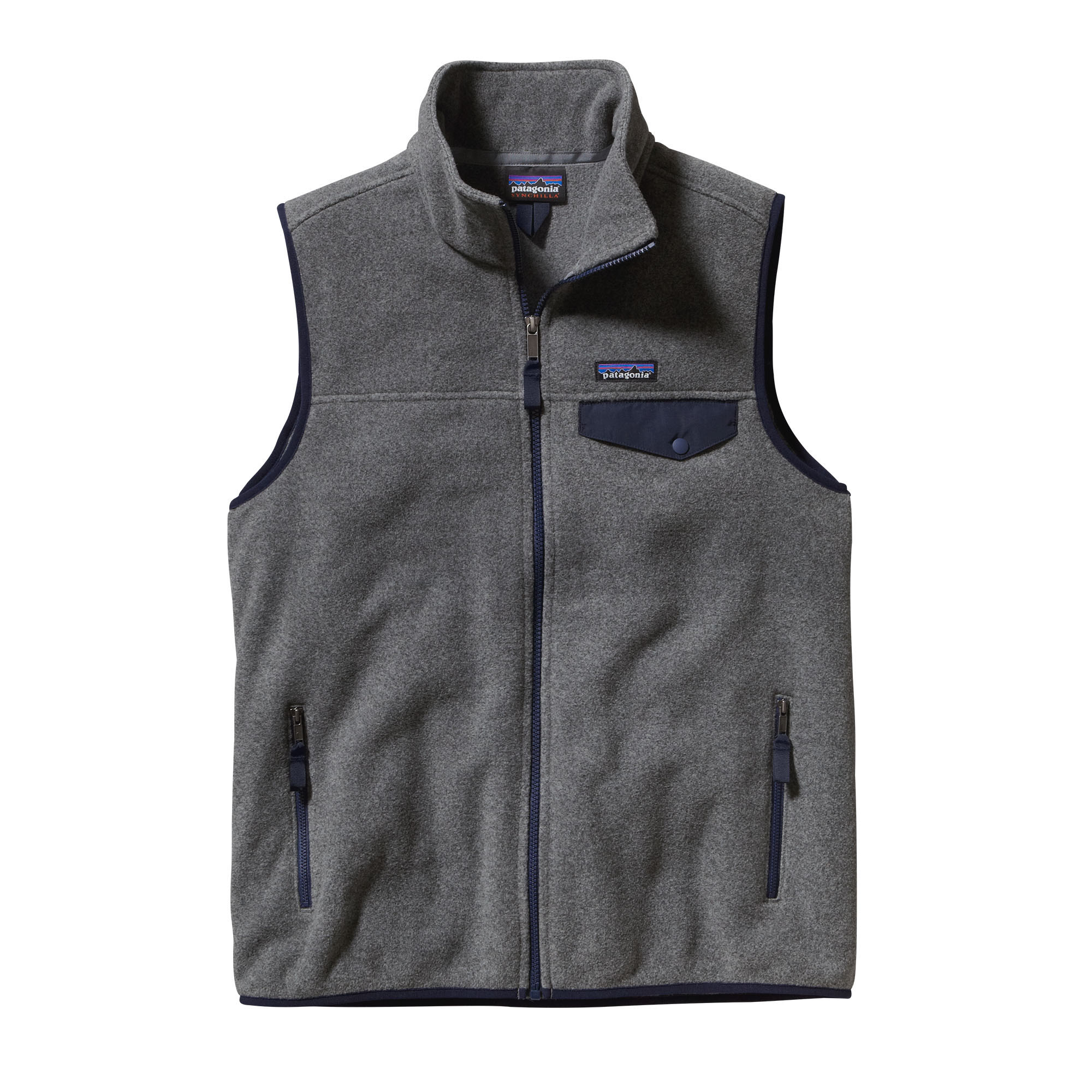 PATAGONIA MEN'S LW SYNCH SNAP-T VEST (25500)