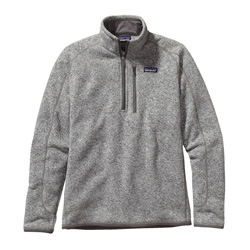M'S BETTER SWEATER 1/4 ZIP (25522)