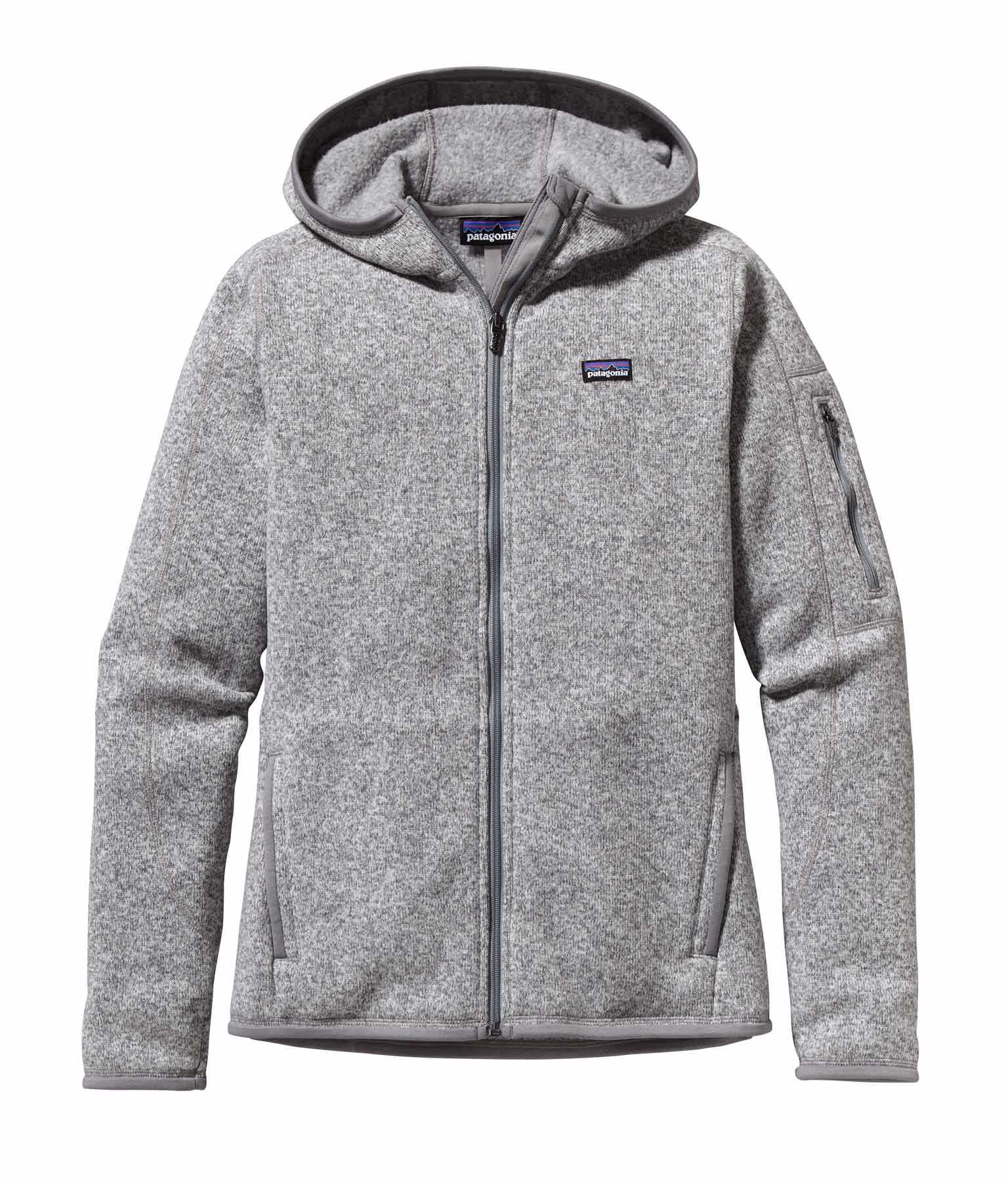 PATAGONIA W'S BETTER SWEATER FULL ZIP HOODY  (25537)