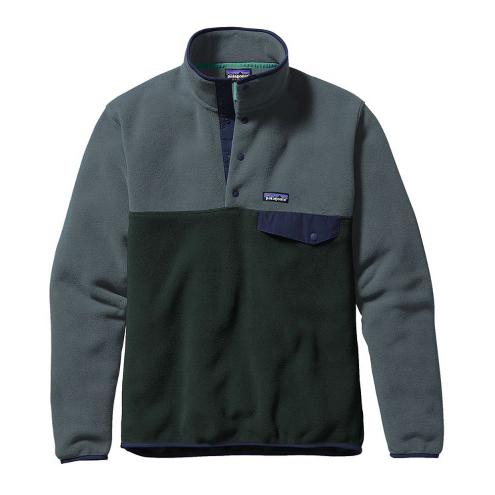PATAGONIA MEN'S LIGHTWEIGHT SYNCHILLA SNAP-T PULLOVER (25580)