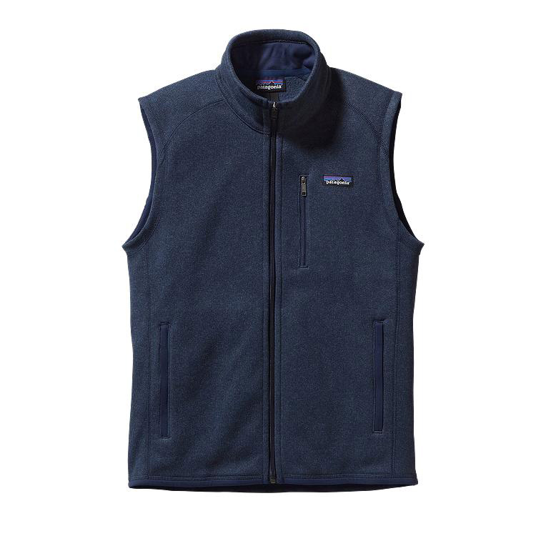PATAGONIA MEN'S BETTER SWEATER FLEECE VEST (25881)
