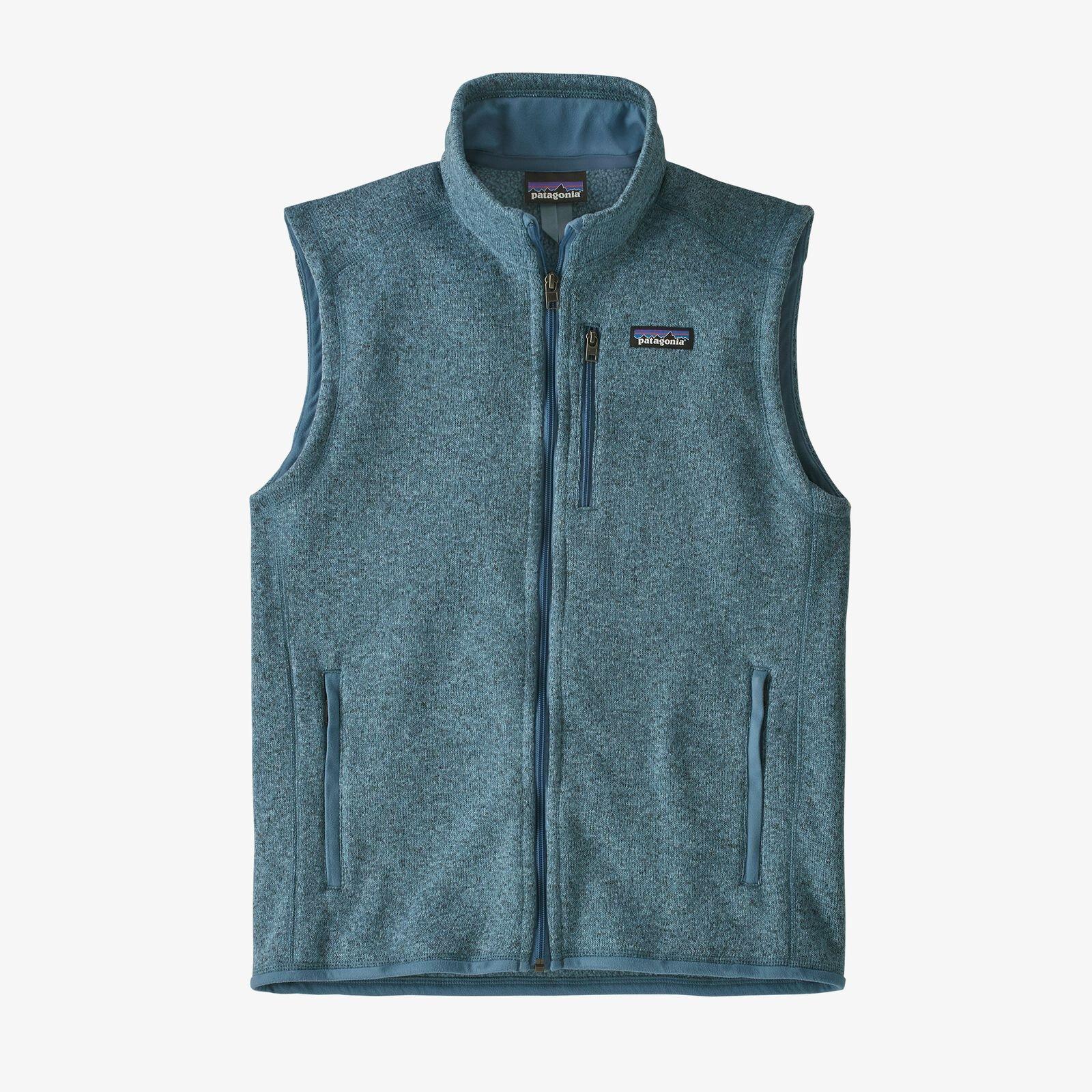 Patagonia Men's Better Sweater Fleece Vest (25882)-Team One Newport