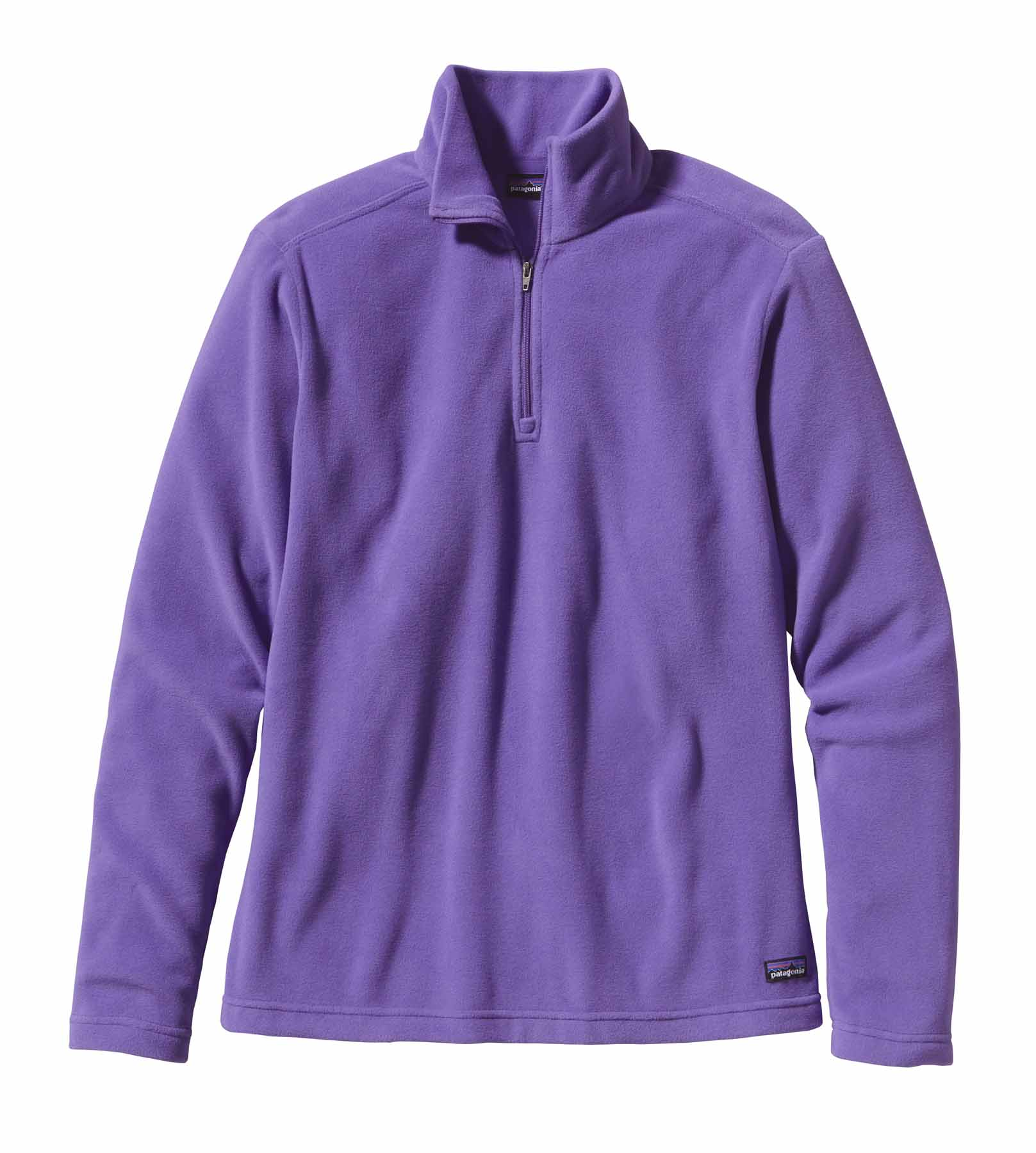 PATAGONIA W'S MICRO D-LUXE 1/4 ZIP (26277)