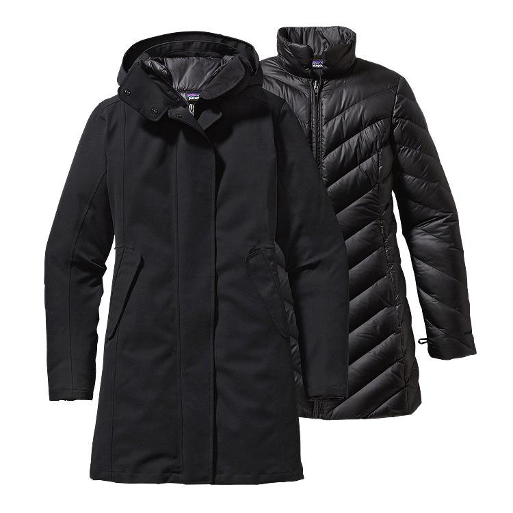 PATAGONIA WOMEN'S TRES 3-IN-1 PARKA (28407)