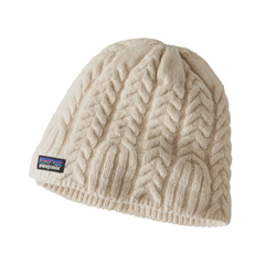 0b35337014d PATAGONIA WOMEN S CABLE BEANIE (28995)