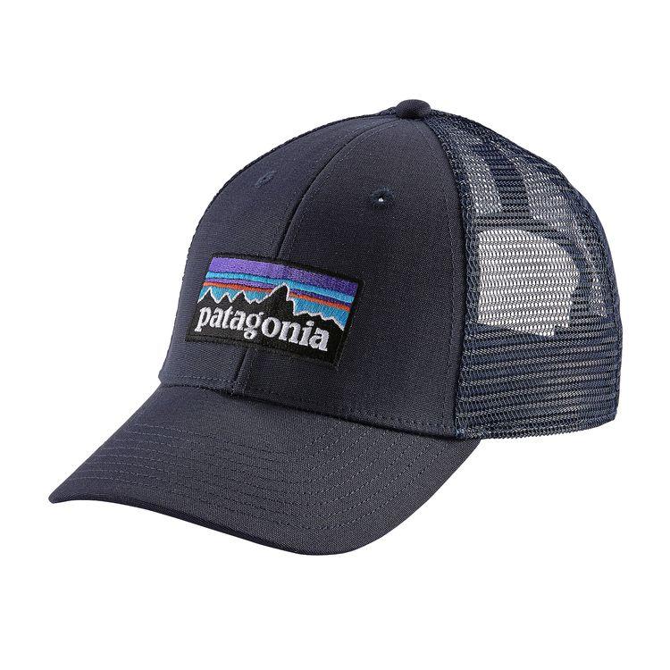 PATAGONIA P-6 LOGO LOPRO TRUCKER HAT (38016)