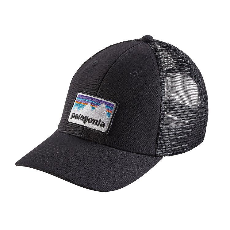PATAGONIA SHOP STICKER PATCH LOPRO TRUCKER HAT (38182)