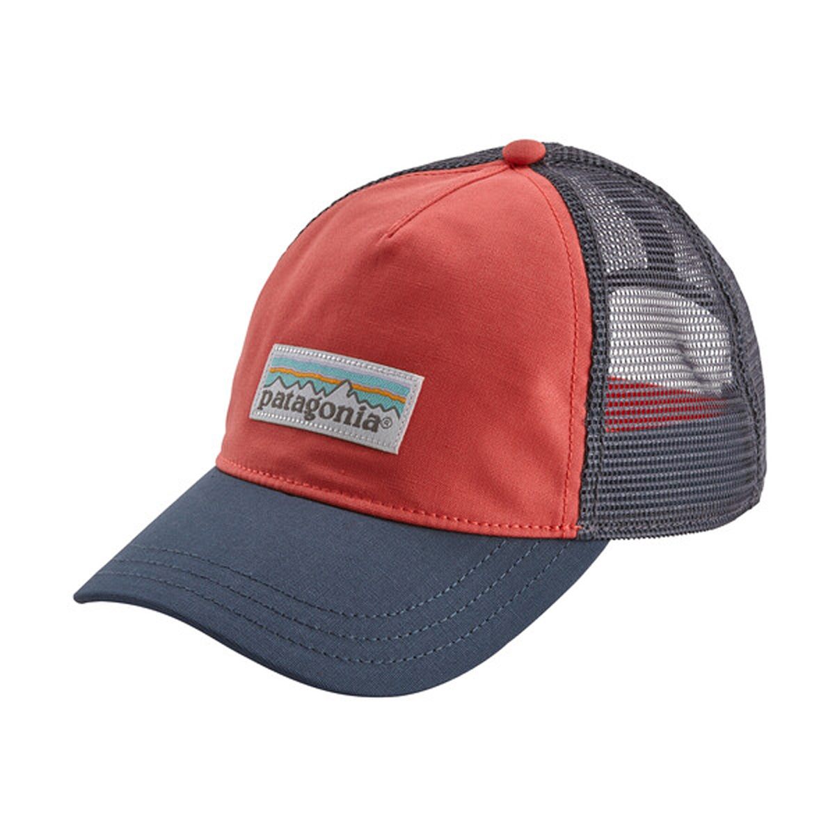 PATAGONIA WOMEN'S PASTEL P-6 LABEL LAYBACK TRUCKER HAT (38198)