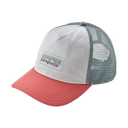 8adacd80f0a92 PATAGONIA WOMEN S PASTEL P-6 LABEL LAYBACK TRUCKER HAT (38198)