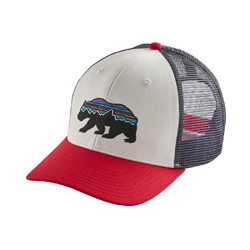 PATAGONIA FITZ ROY BEAR TRUCKER HAT(38200)