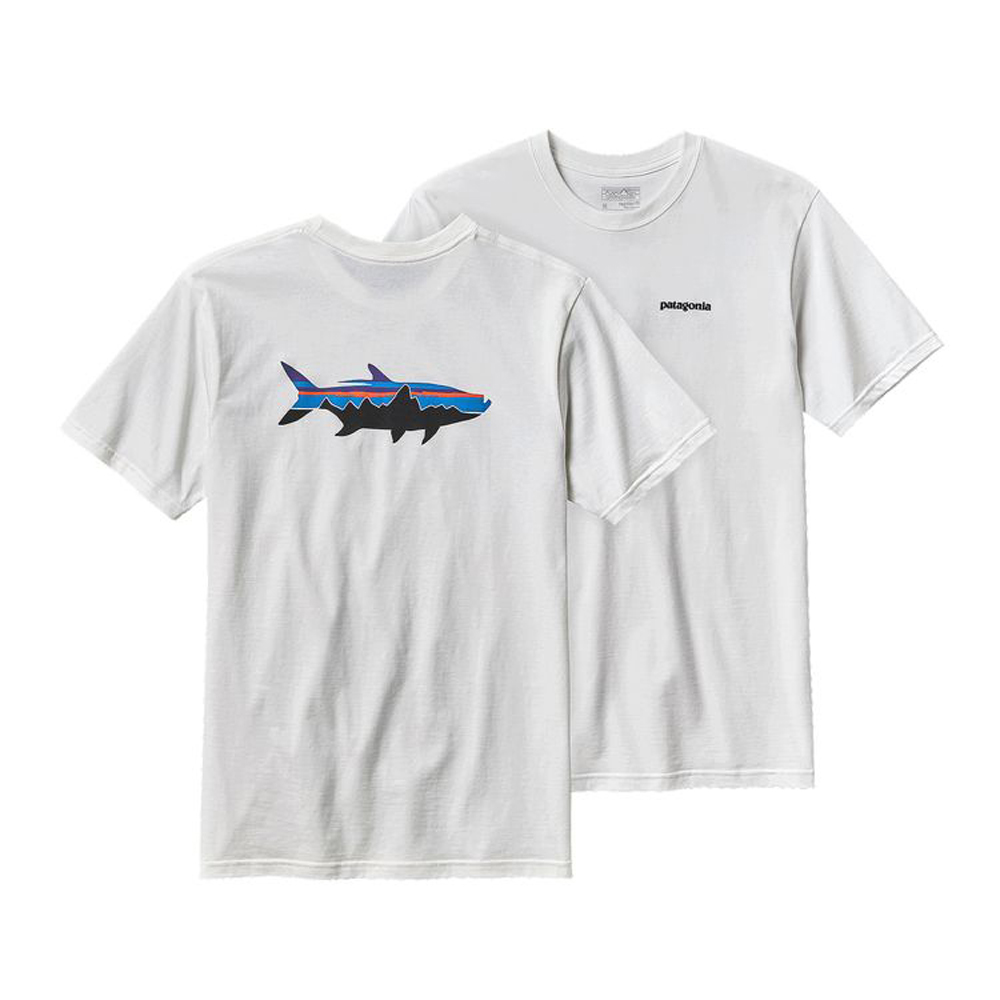 M'S FITZ ROY TARPON COTTON T-SHIRT (38820)