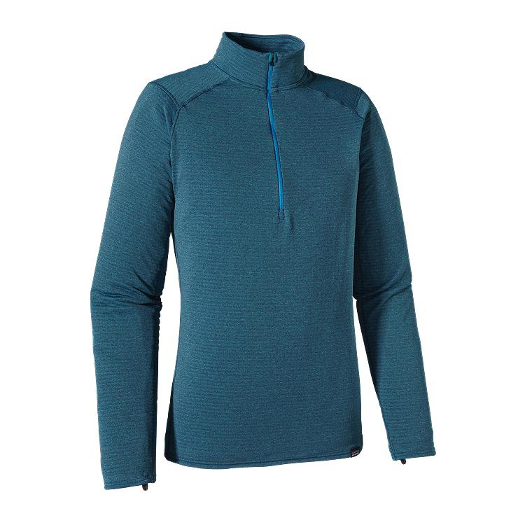 PATAGONIA MEN'S CAPILENE THERMAL WEIGHT ZIP NECK (43657)