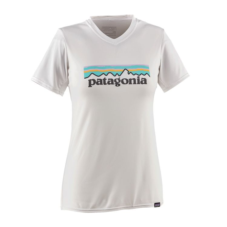 PATAGONIA WOMEN'S CAPILENE DAILY GRAPHIC T-SHIRT (45291)