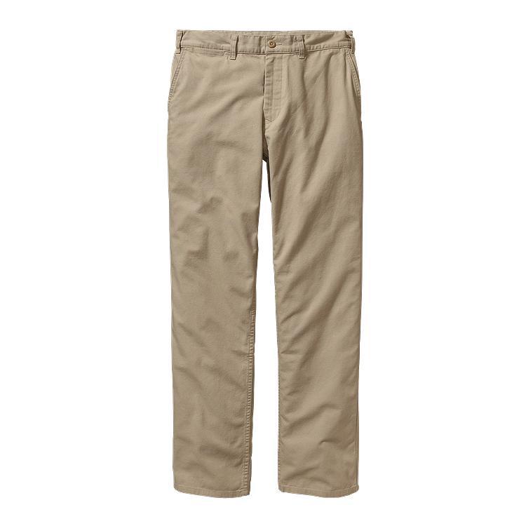 PATAGONIA MEN'S REGULAR FIT DUCK PANTS - SHORT (55835)