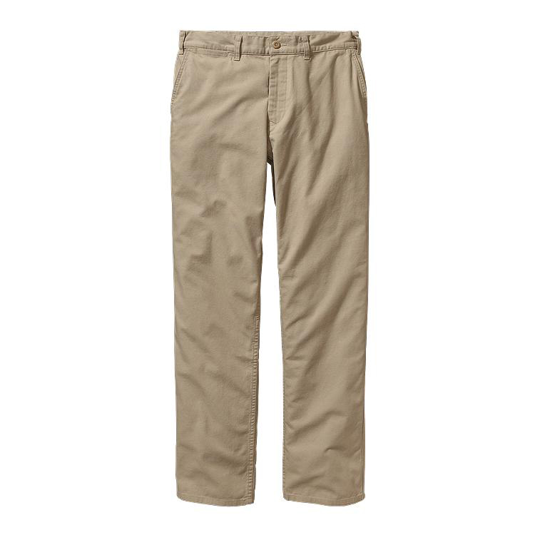 PATAGONIA MEN'S REGULAR FIT DUCK PANTS - REGULAR (55840)