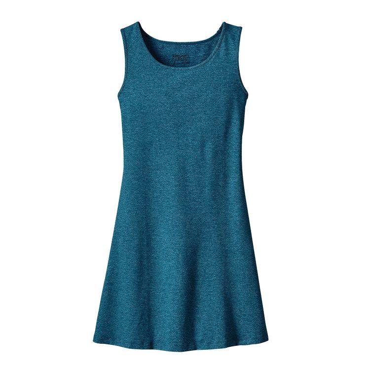 PATAGONIA WOMEN'S SLEEVELESS SEABROOK DRESS (59035)