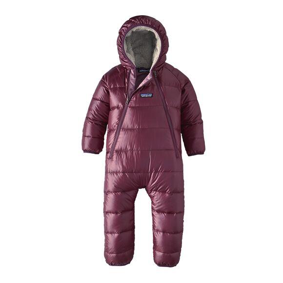 Patagonia Infant Hi Loft Down Sweater Bunting 60102 Team