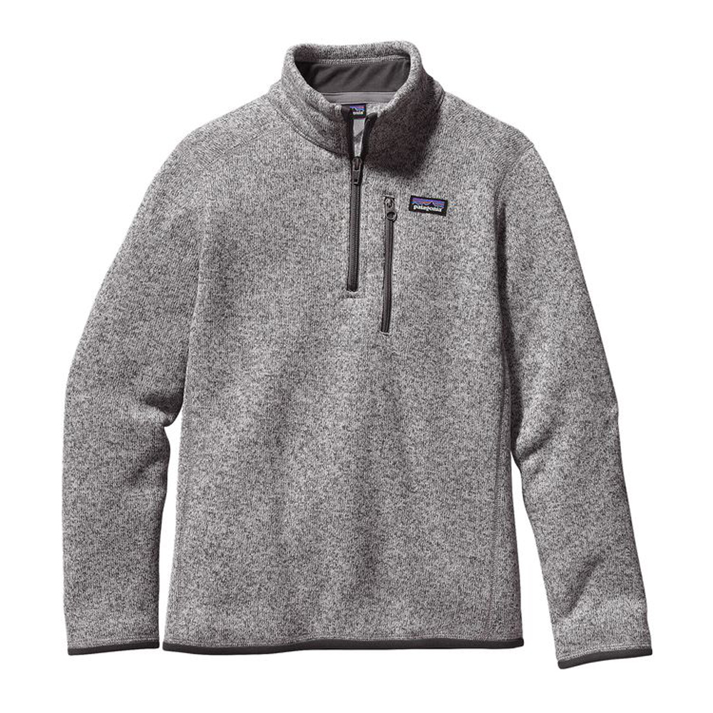 PATAGONIA BOYS' BETTER SWEATER 1/4 ZIP (65705)