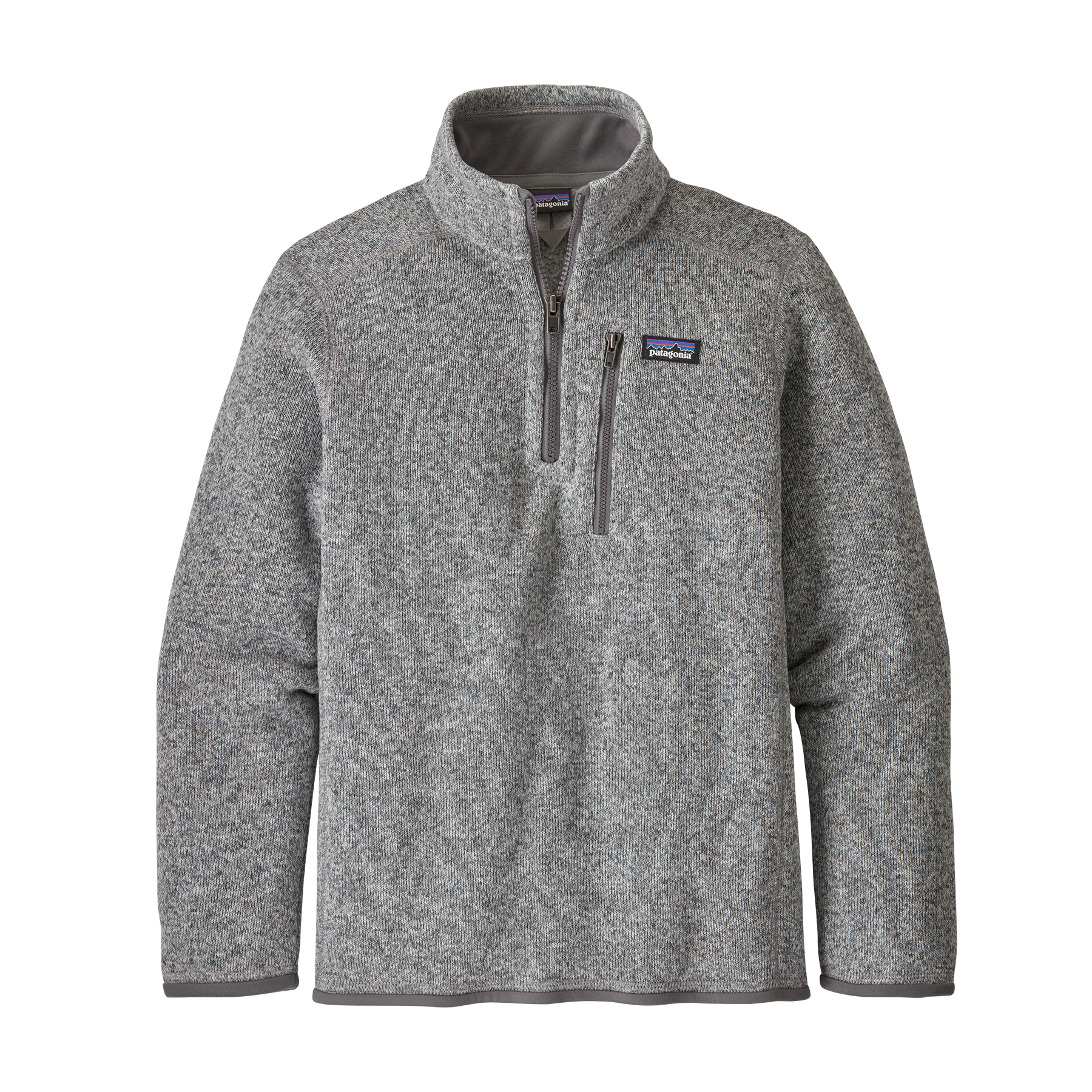 Patagonia Boys' Better Sweater 1/4-Zip Fleece (65706)