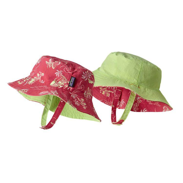 PATAGONIA BABY SUN BUCKET HAT (66075)