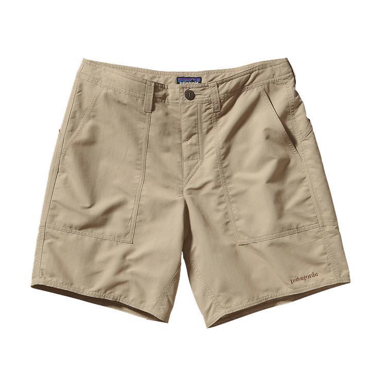 Breton Red Shorts
