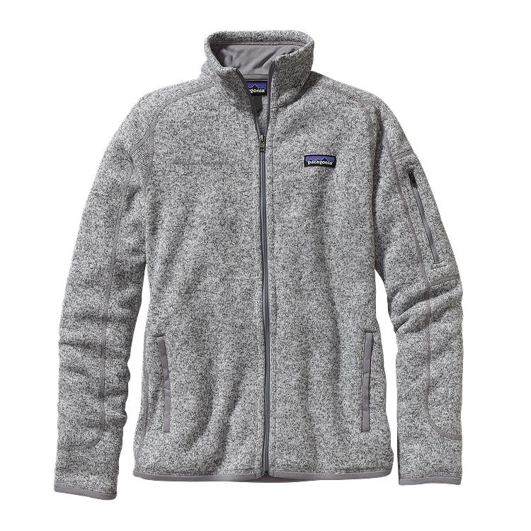 P&W WOMEN'S PATAGONIA BETTER SWEATER JKT
