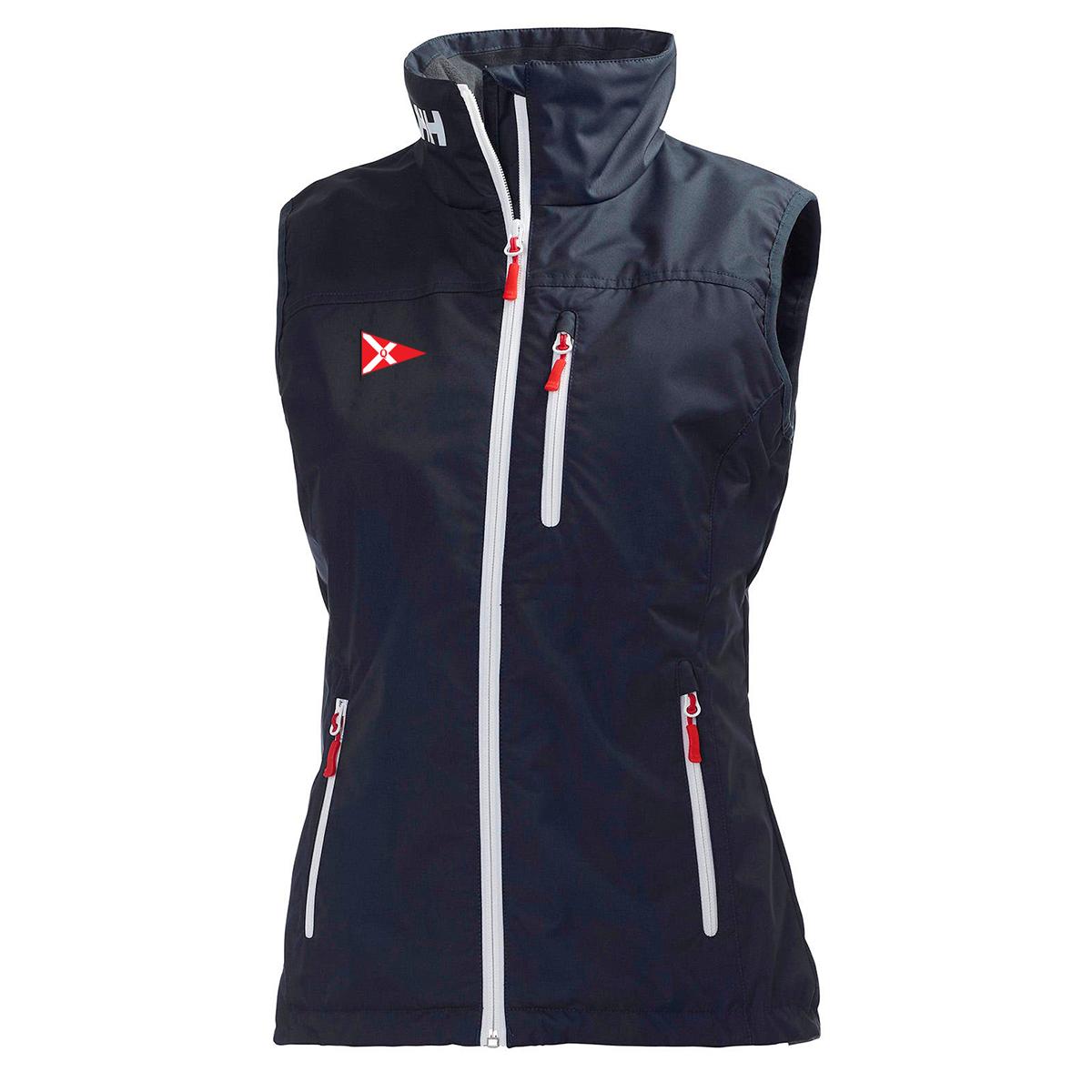 Quissett Yacht Club - Women's Helly Hansen Crew Vest (QYC402)