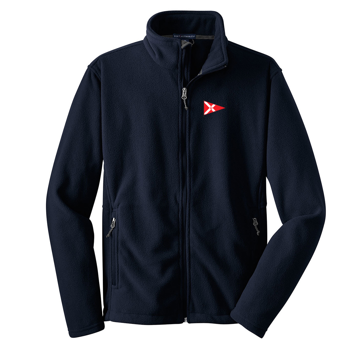 Quissett Yacht Club - Men's Value Fleece Jacket (QYC501)