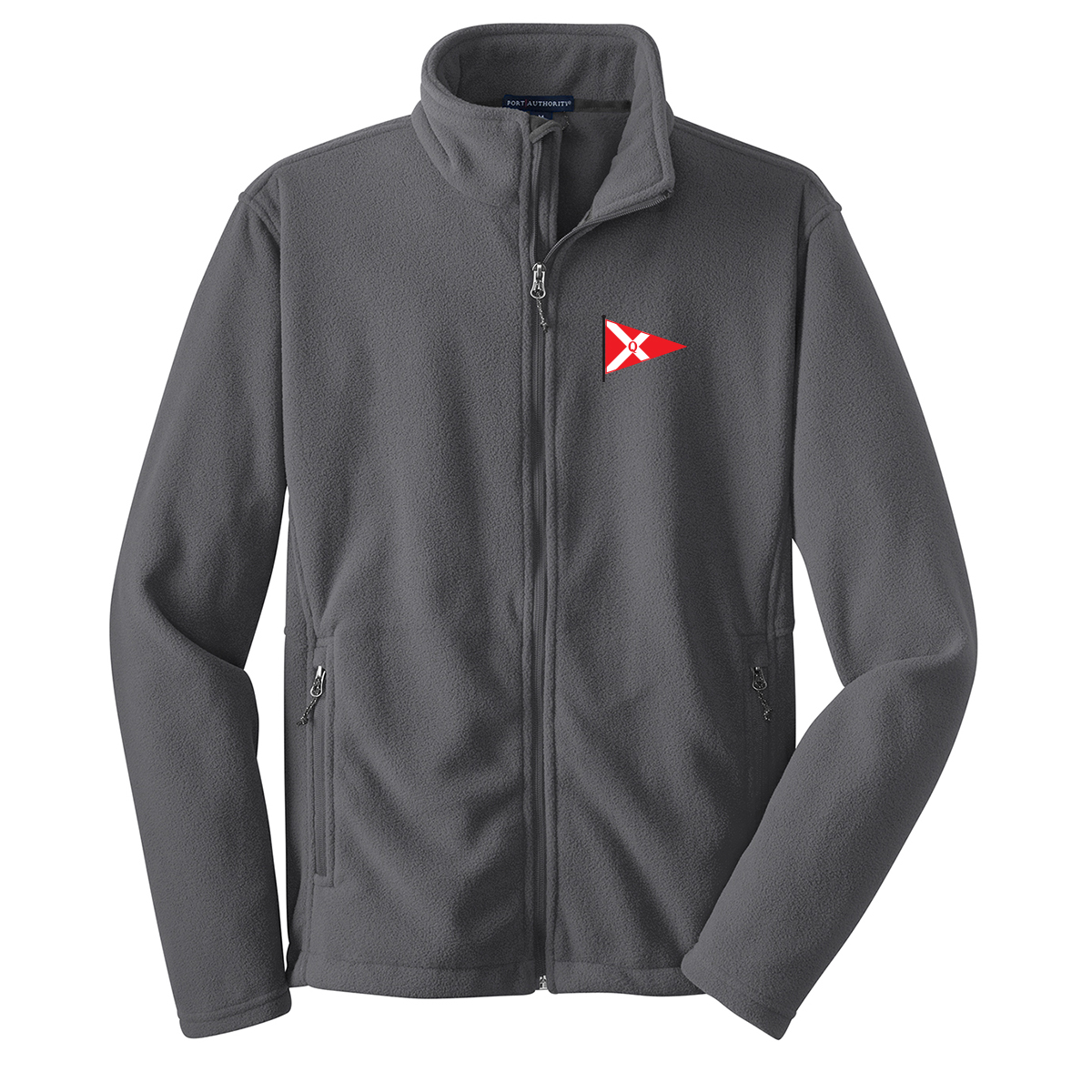 Quissett Yacht Club - Youth Value Fleece Jacket (QYC503)