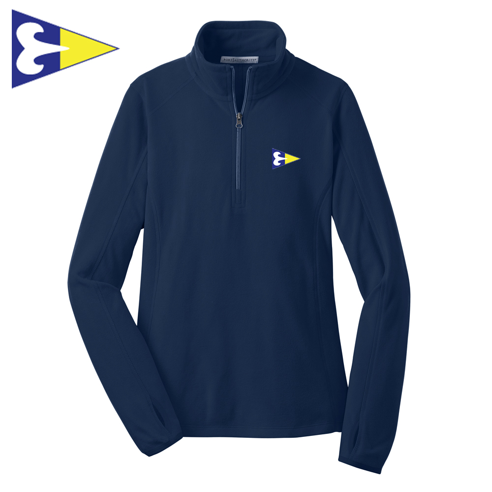 Ram Island Yacht Club - Women's Fleece Pullover (RIY502)